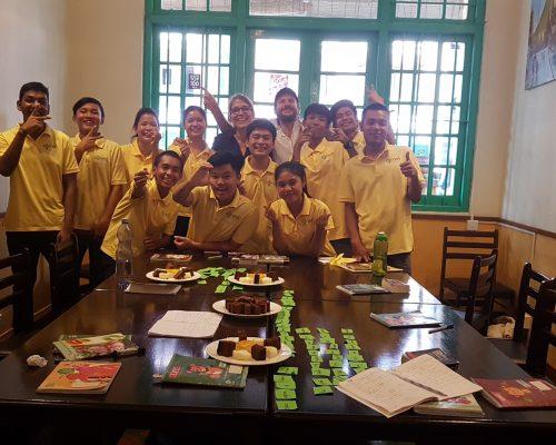 Linkage Training Restaurant